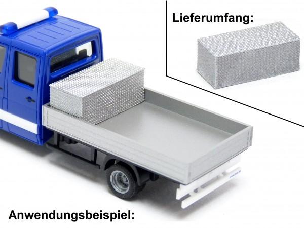 Staukiste für Transporter Modelle 21,5x9,8x8,2 mm LxBxH