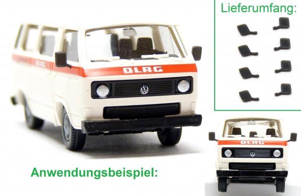 8x Außenspiegel für VW T3 Modelle