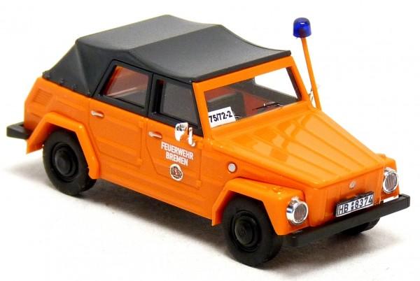 Busch - VW 181 Feuerwehr Bremen - ABC ErkKW - Sondermodell